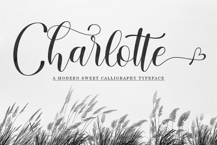 Charlotte Script example image 1