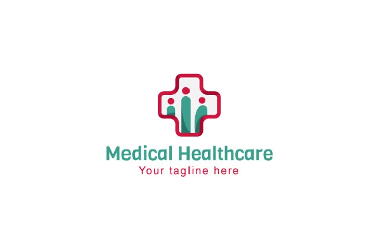 Medical Healthcare - Hospital Stock Logo Template example image 1