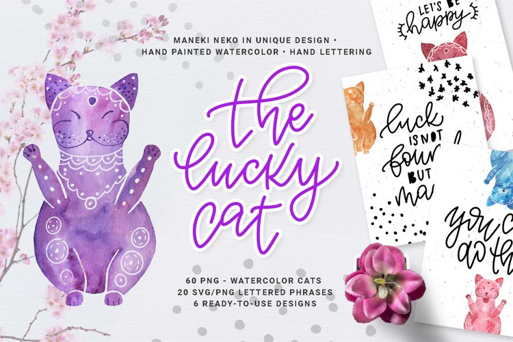 The Lucky Cat collection