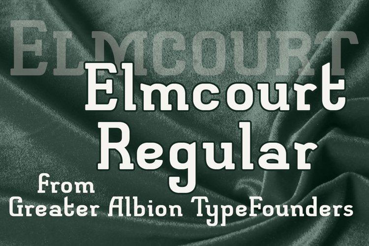 Elm court Regular example image 1