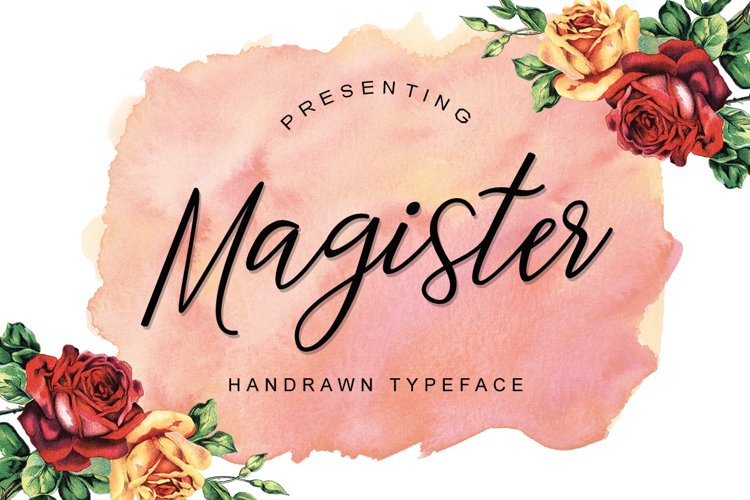 Magister Typeface