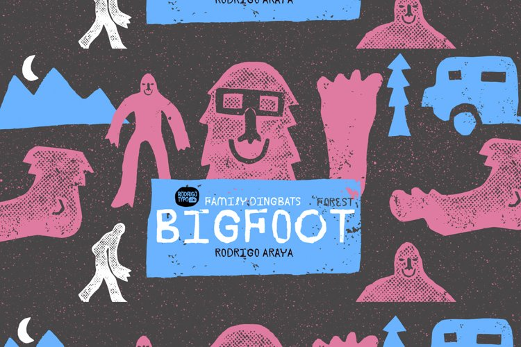 BigFoot Forest example image 1