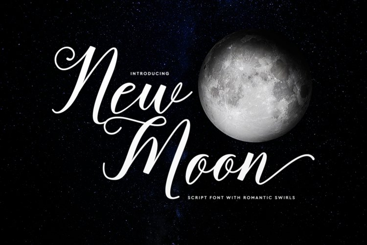 New Moon example image 1