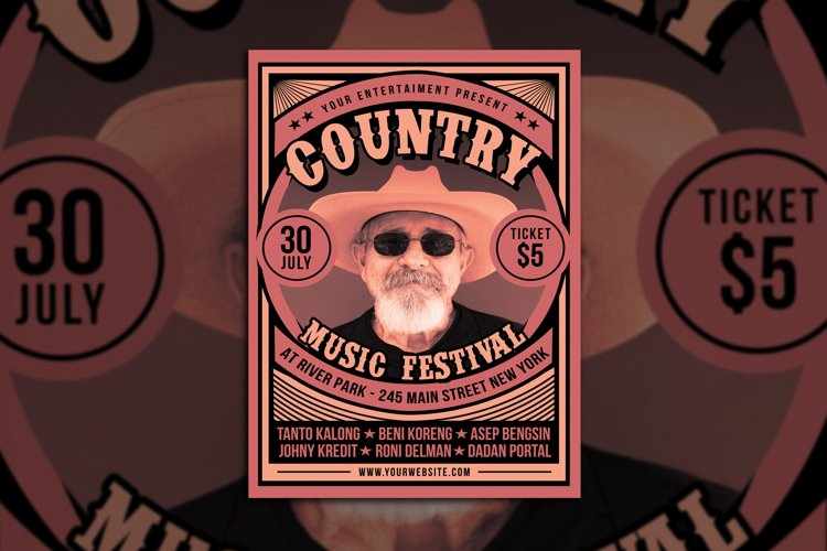 Country Music Festival example image 1