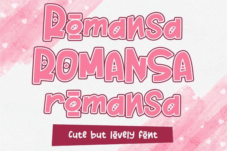 Romansa example image 1