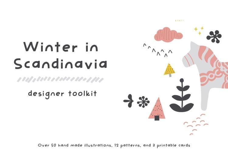 Winter In Scandanavia