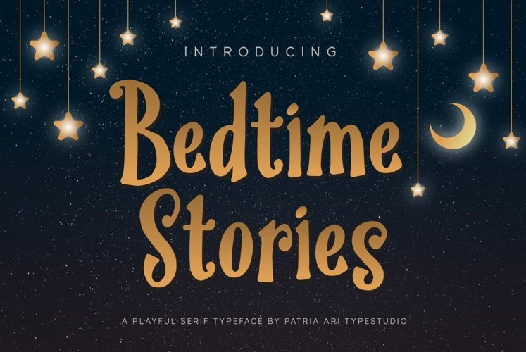Bedtime Stories example image 1
