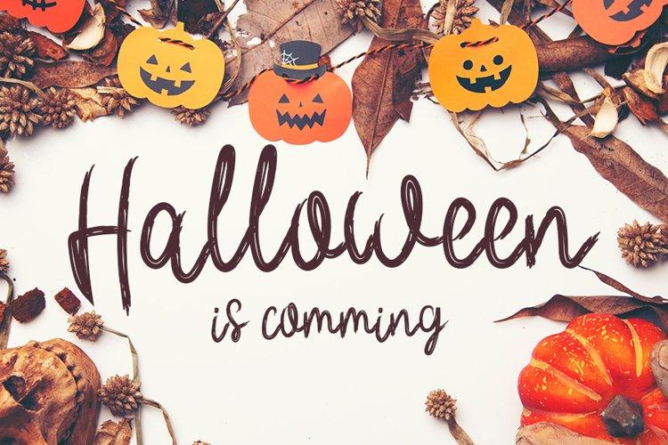 Halloween Is Coming example image 1