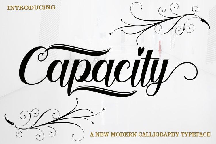 Capacity Plus Ornament example image 1