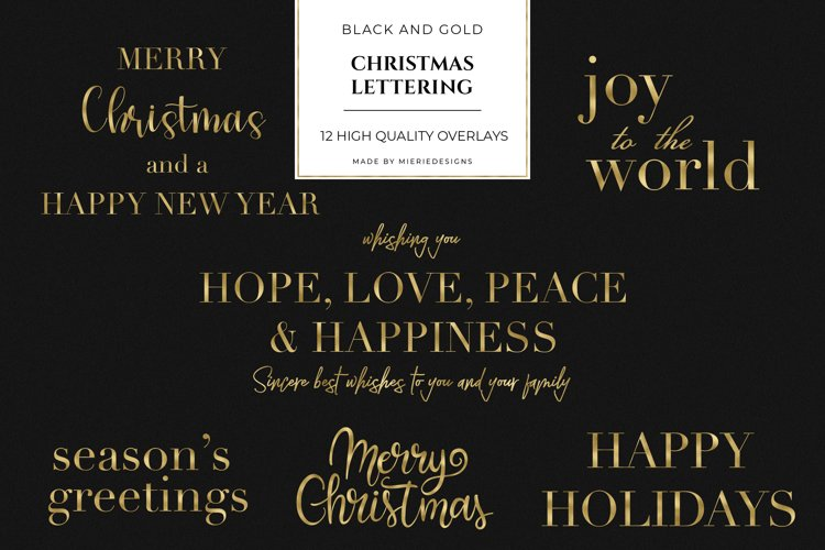 Merry Christmas Clipart Clip Art, Gold Christmas Lettering