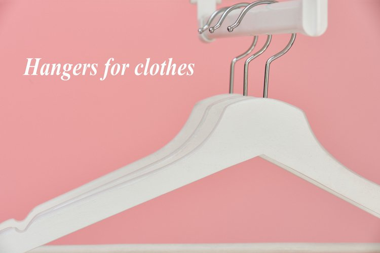 Hangers for clothes example image 1