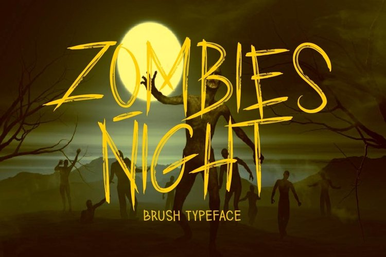 ZOMBIES NIGHT example image 1