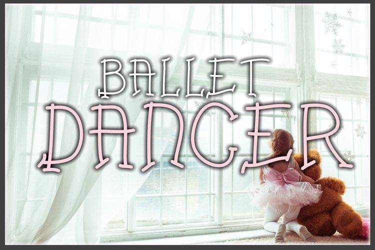 Ballet Dancer example image 1