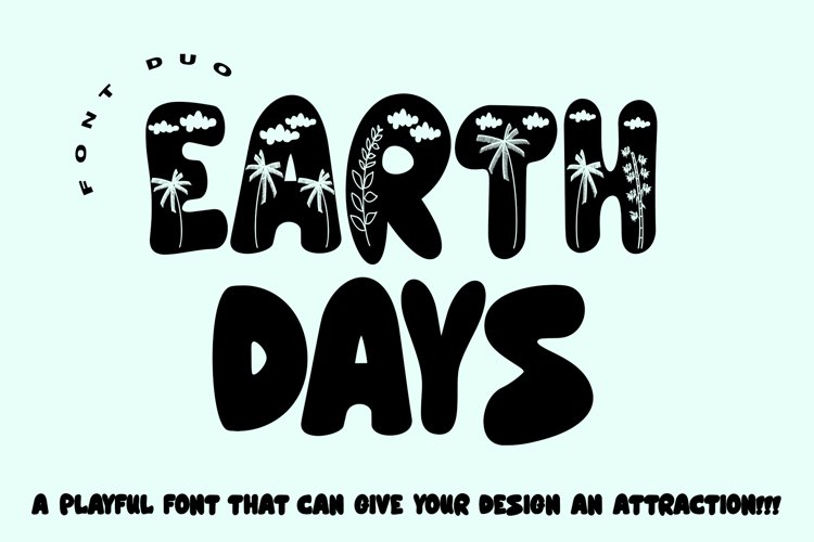 Earth days example image 1