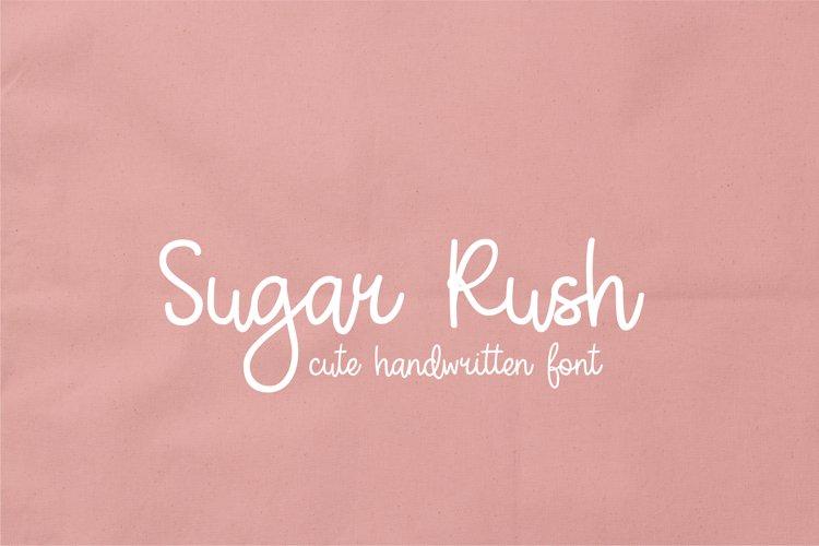 Sugar Rush example image 1