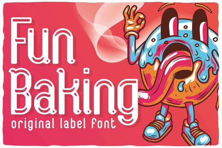 Fun Baking example image 1
