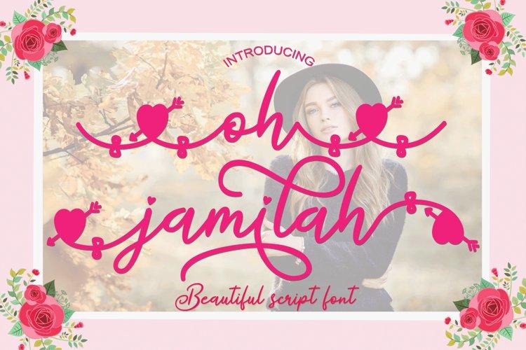 oh jamilah example image 1