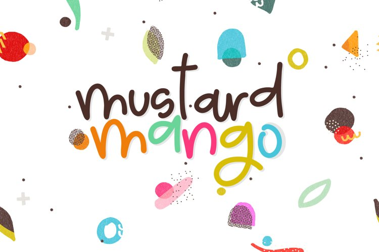 Mustard Mango example image 1