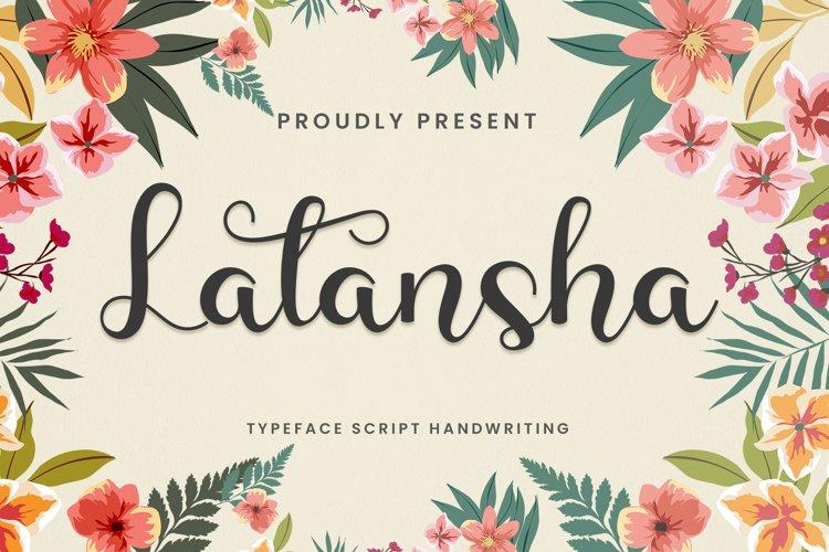 Latansha example image 1