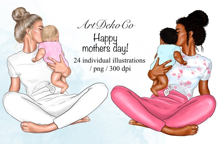 Mothers day clipart, Mom clipart, mothers day png