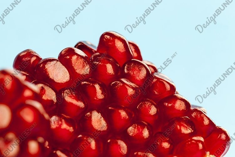 red pomegranate example image 1