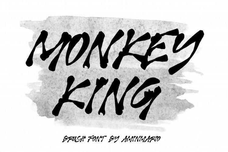 MONKEY KING example image 1