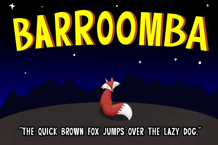 Barroomba example image 1