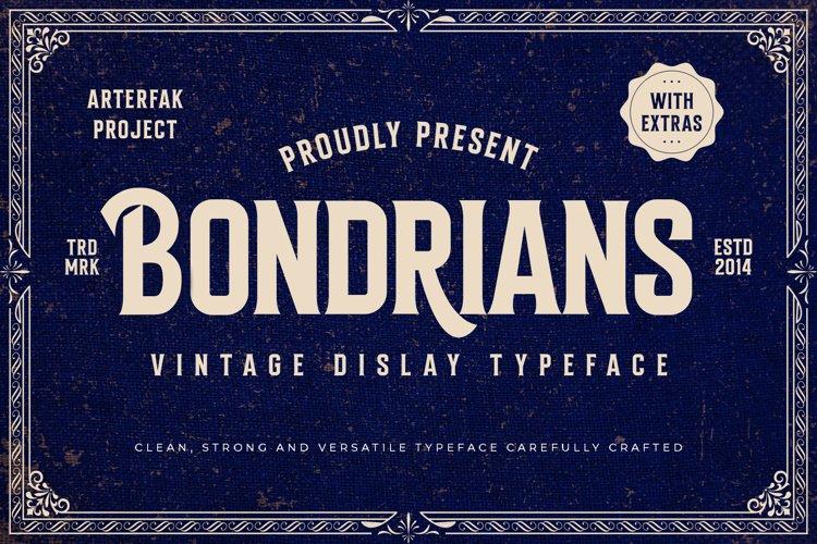 Bondrians example image 1