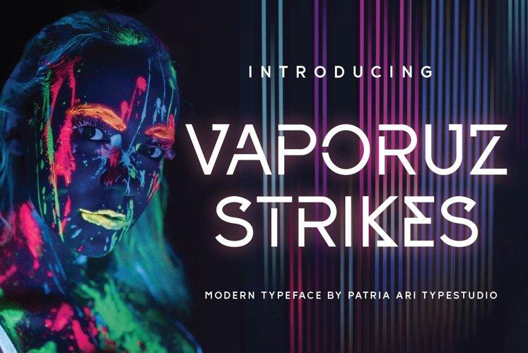 Vaporuz Strikes example image 1