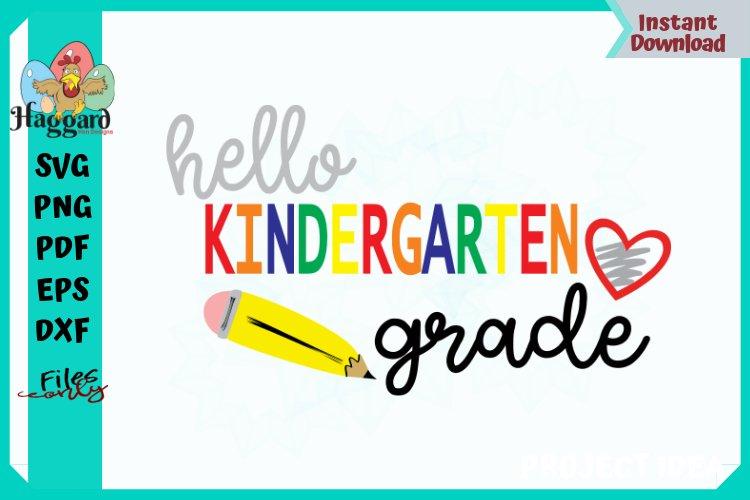 Hello Kindergarten example image 1