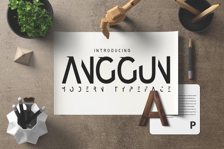 Anggun Font