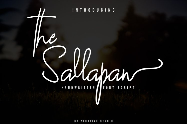 The Sallapan example image 1