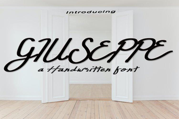 Giuseppe example image 1