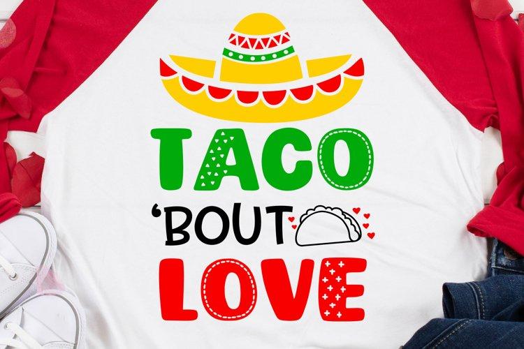 Taco Bout Love Svg Dxf Png Eps 448921 Svgs Design Bundles