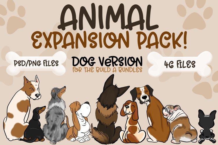 Dog Expansion Pack  Expansion Pack for Build a Bundles