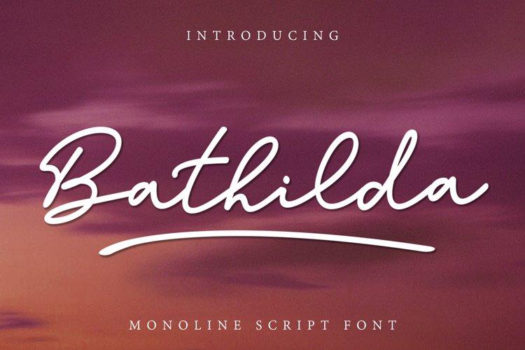 Bathilda example image 1