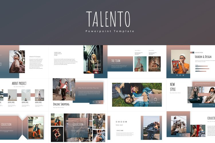 TALENTO PowerPoint Presentation