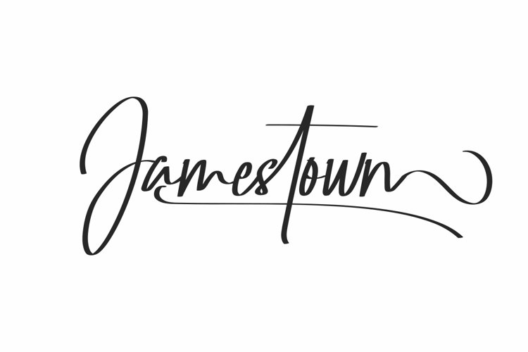 Jamestown example image 1