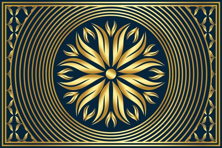 Mandala background example image 1