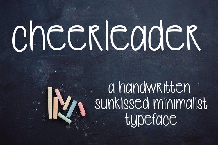 Web Font Cheerleader example image 1