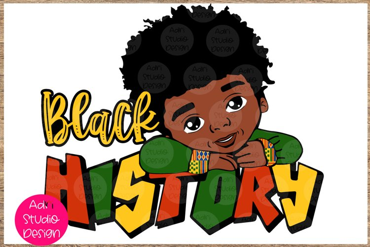 Peekaboo, Cute black African American kids, boy example image 1