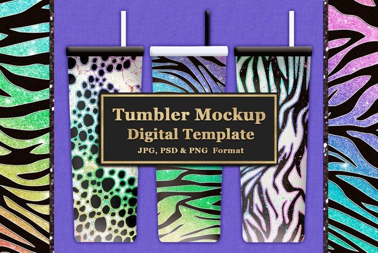 Versatile Tumbler Mockup