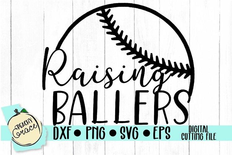 Raising Ballers SVG