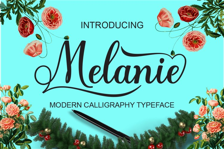 Melanie example image 1