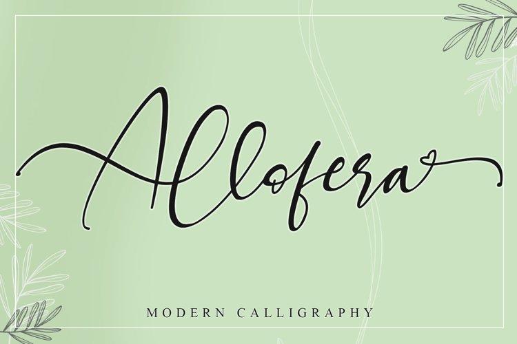 Allofera example image 1