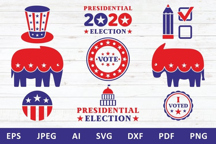 Presidential Election Design example image 1