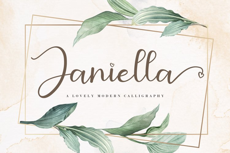 Janiella example image 1