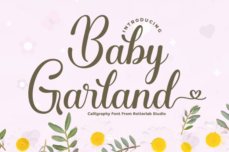 Baby Garland example image 1