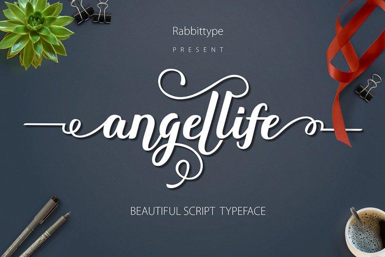 ANGELLIFE Beauty Script example image 1