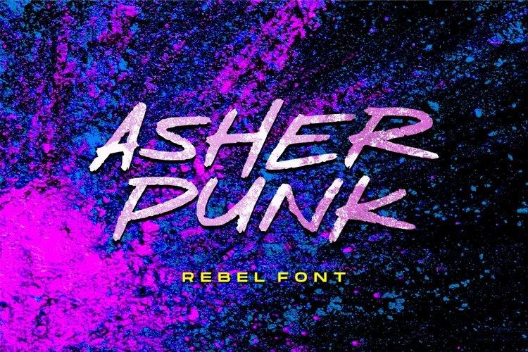 Asher Punk example image 1